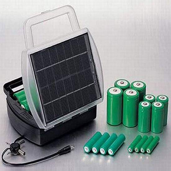 Is A Solar Battery Charger A Viable Option